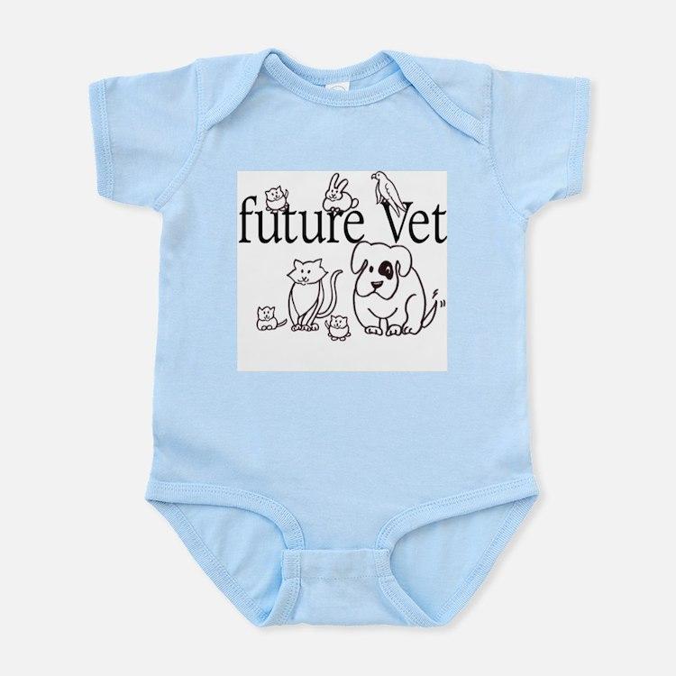 future Vet Infant Bodysuit