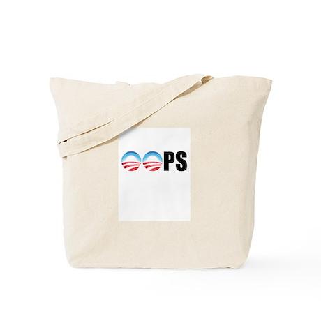 Obama OOPs Tote Bag