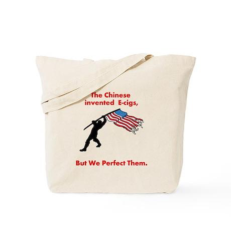 American Modder Tote Bag