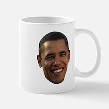 Obama Head Mug