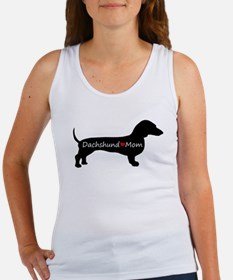 Dachshund Mom Women's Tank Top