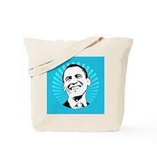 Obama Smile Tote Bag