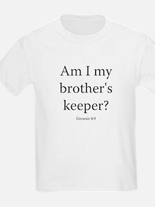 Genesis 4:9 T-Shirt