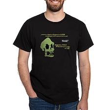 Murray, the evil demonic talking skull! T-Shirt
