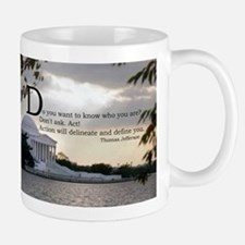 Thomas Jefferson wisdom Mug