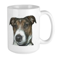 Handsome Jack Russell Terrier Ceramic Mugs