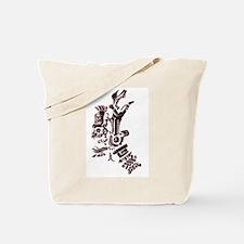 Dos Pilas God Tote Bag
