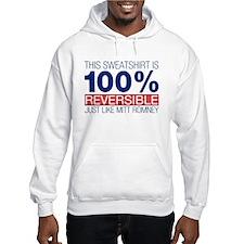 Anti-Romney Reversible Hoodie