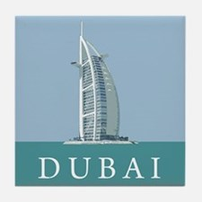 Dubai Burj Al Arab Tile Coaster