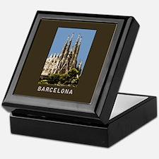 Barcelona Sagrada Familia Keepsake Box