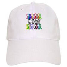 Cancer I Walk For A Cure Baseball Cap