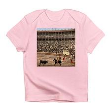 Vintage Spain Bull Fight Infant T-Shirt