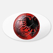 Albanian Football Decal