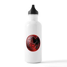 Albanian Football Water Bottle