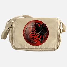 Albanian Football Messenger Bag