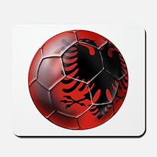 Albanian Football Mousepad