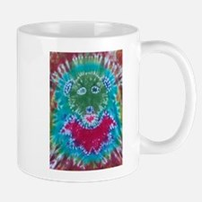 Tie Dyed Jerry Bear Mug