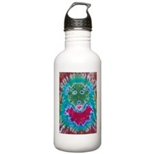 Tie Dyed Jerry Bear Water Bottle