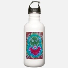 Tie Dyed Jerry Bear Water Bottle