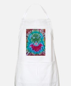Tie Dyed Jerry Bear Apron