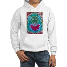 Tie Dyed Jerry Bear Hoodie