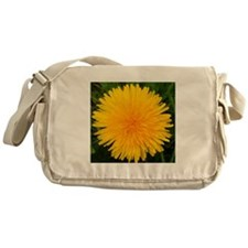 Dandelion Messenger Bag