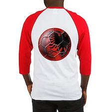 Albanian Football Baseball Jersey