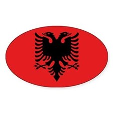 Flag of Albania Decal