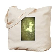 road kill squirrel Tote Bag