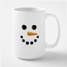 Snowman Face Mug