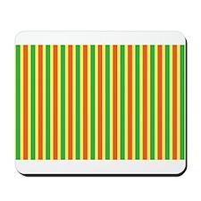 vertical stripe Mousepad
