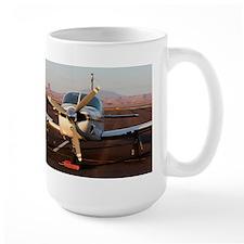 Plane at Page, Arizona Mug