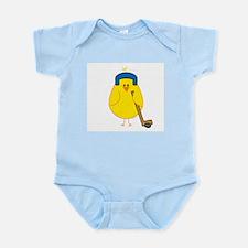Hockey Chick Infant Creeper