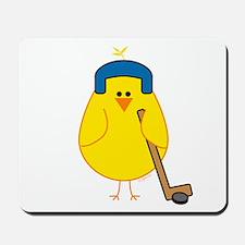 Hockey Chick Mousepad