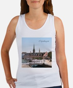 Vintage Copenhagen Exchange Hall Women's Tank Top