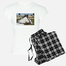 Just horsin' around: show jumping horse Pajamas