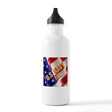 U.S. Navy ret Water Bottle