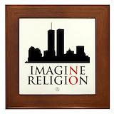 Atheist Framed Tiles
