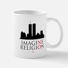 Imagine No Religion Mug