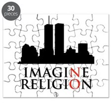 Imagine No Religion Puzzle