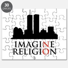 Imagine No Religion Puzzle