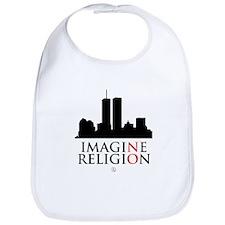 Imagine No Religion Bib