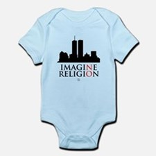 Imagine No Religion Infant Bodysuit
