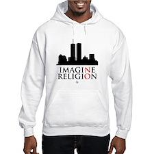 Imagine No Religion Hoodie