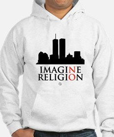 Imagine No Religion Hoodie