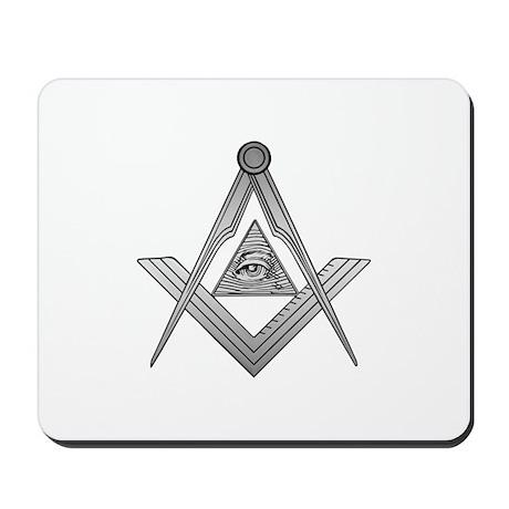 Mason Illuminati Mousepad