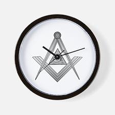 Mason Illuminati Wall Clock