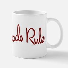Redheads Rule Small Small Mug