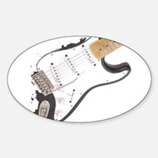 Guitar Distressed - Strings, Fret Board, Pick Ups,