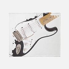 Guitar Distressed - Strings, Fret Board, Pick Ups